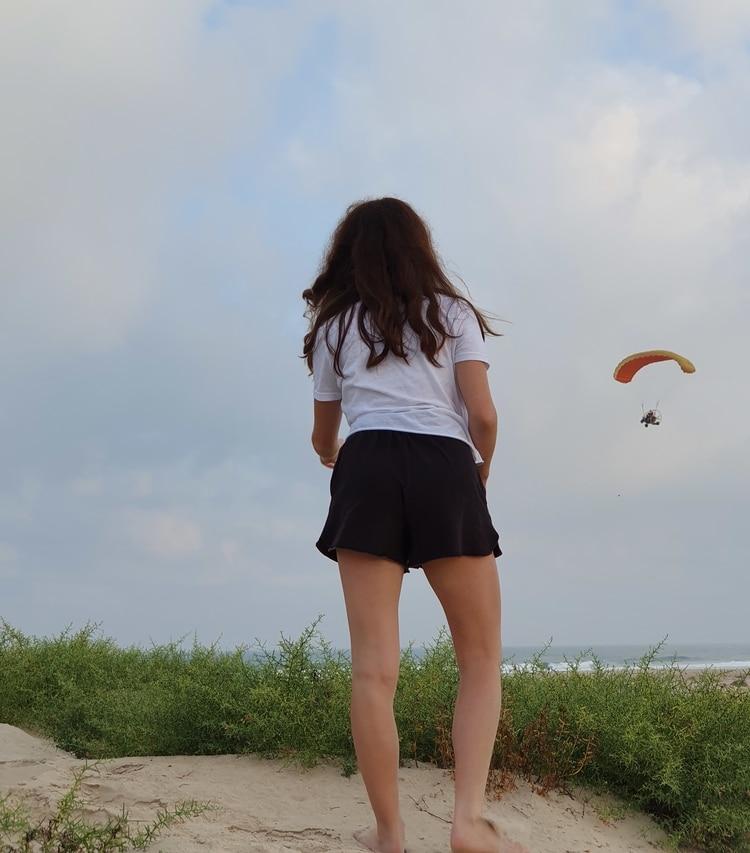 חוף בית ינאי - דיונות - לטייל עם ילדים - כנרת מטיילת