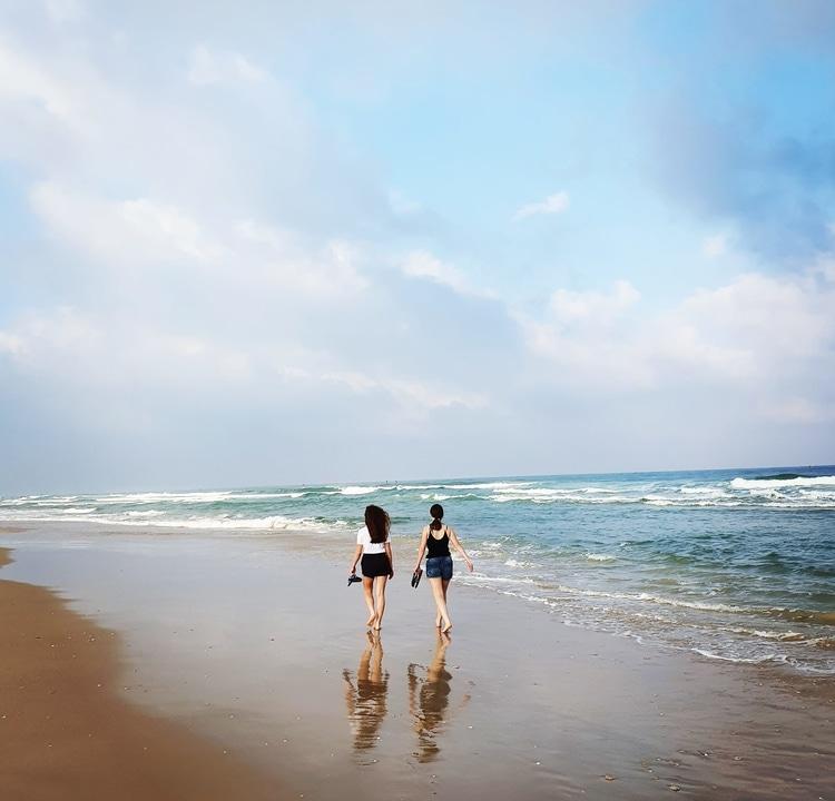 חוף בית ינאי - טיול בשבת עם ילדים