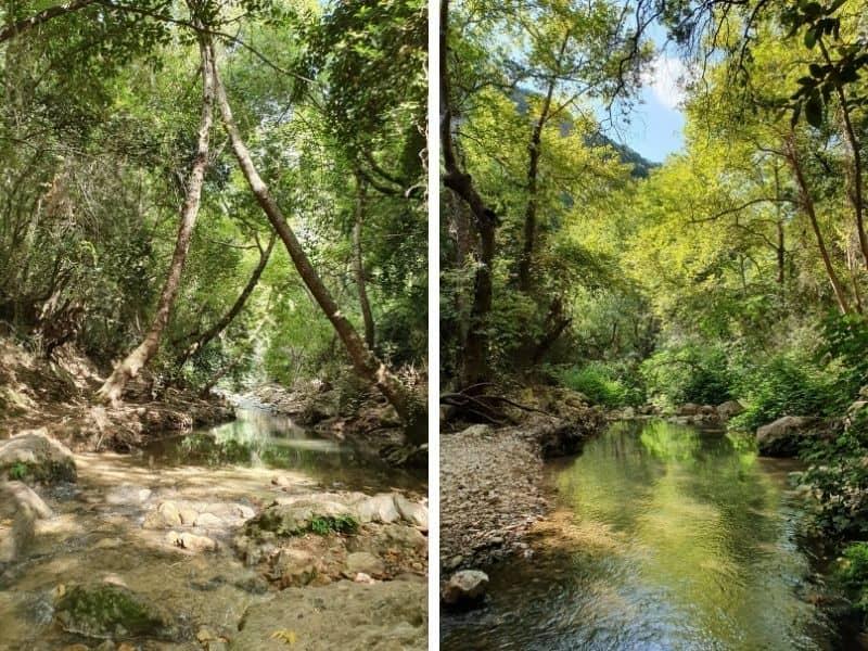 גליל מערבי – נחל כזיב – טיול מים באחד המקומות היפים בארץ
