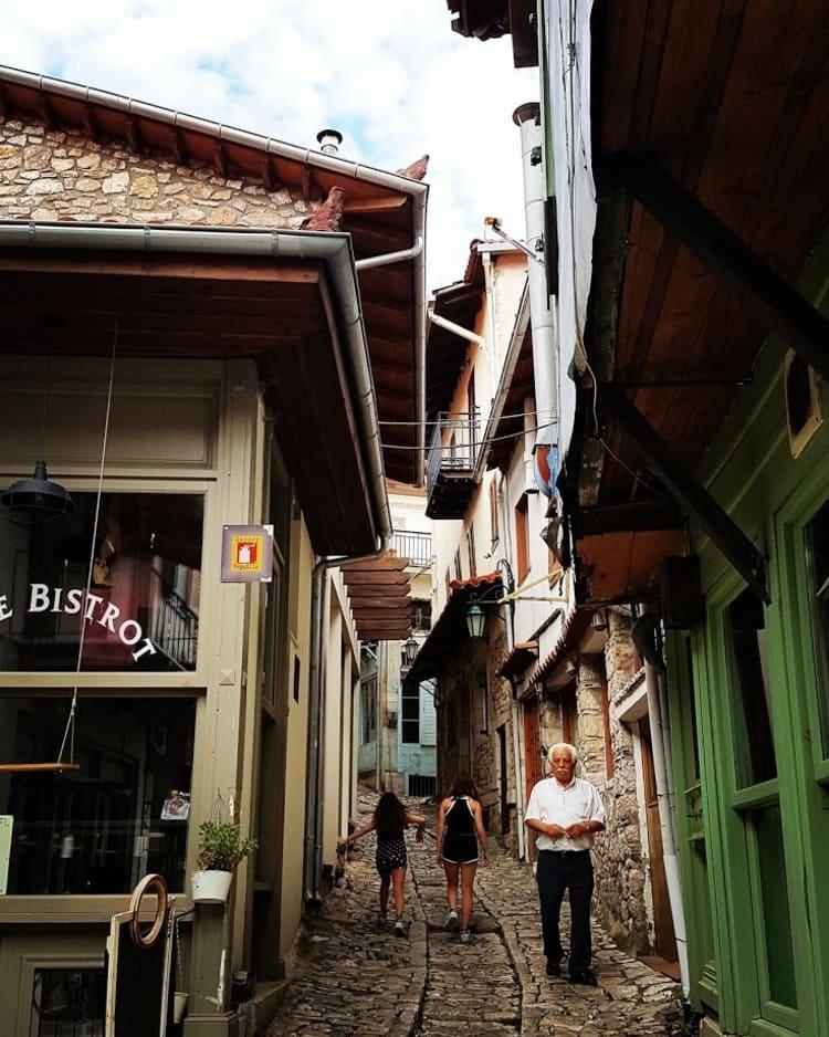 דמיצינה - פלופונס - כנרת מטיילת - יוון למשפחות - ארקדיה