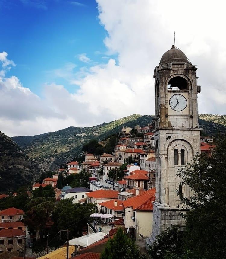 סטימיצינה - פלופונס - ארקדיה - כנרת מטיילת - יוון למטייל - יוון עם ילדים