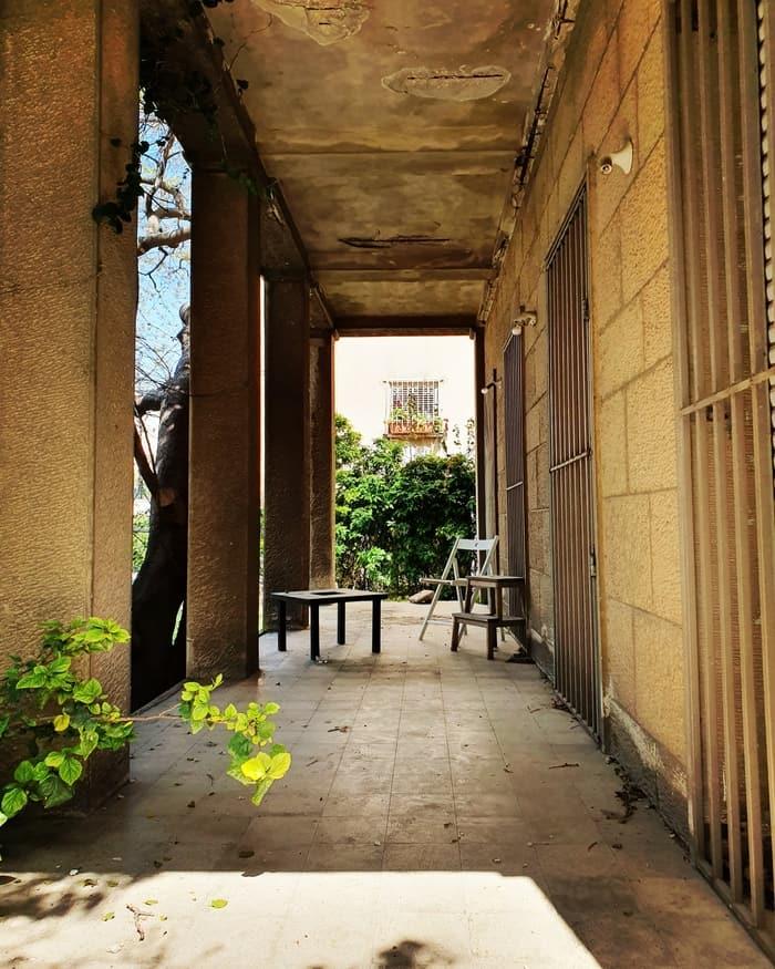הבית ברחוב חיסין - כנרת מטיילת - לטייל בתל אביב - תל אביב אהובתי