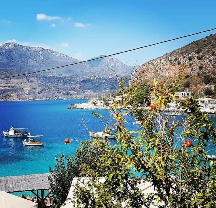 לימיני - מאני - פלופונז - יוון למטייל - כנרת מטיילת