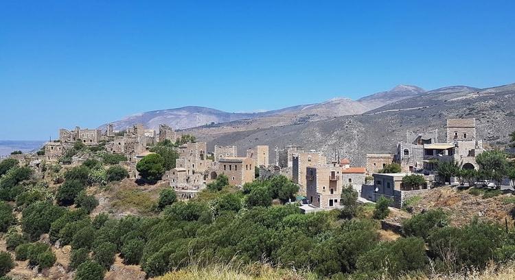 ואטיה - מאני - פלופונס - יוון למטייל - כנרת מטיילת - בלוג הטיולים של כנרת צור