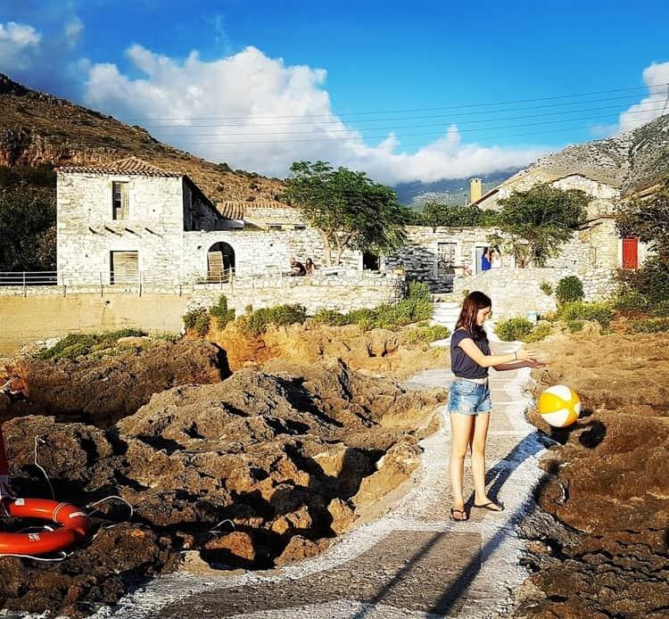 כפרים בפלופונס יוון - יוון למשפחות - כנרת מטיילת