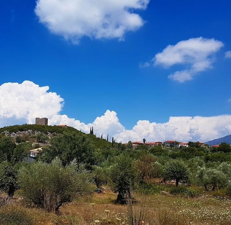 ארקדיה - פלופונס - קרדמילי - כנרת מטיילת - יוון משפחות