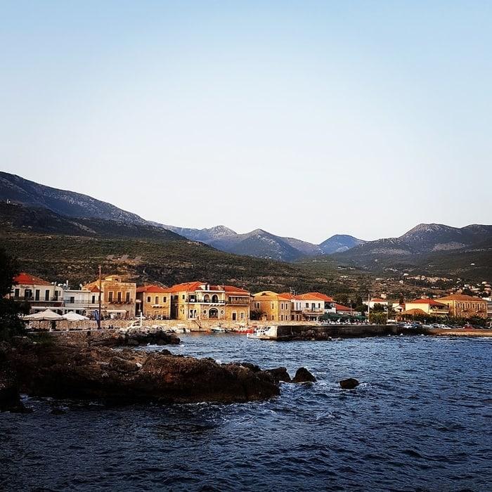 נמל - אגיוס ניקולאוס - מאני - פלופונס - כנרת מטיילת - יוון למטייל