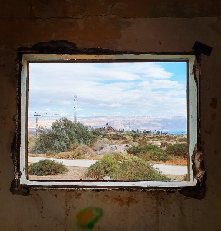 גלריה מינוס 430 - קליה - כנרת מטיילת - טיול לשבת - גרפיטי