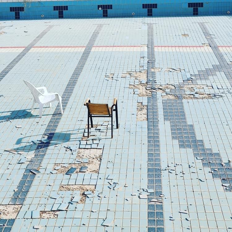 פארק מים נטוש - חוף קליה - כנרת מטיילת