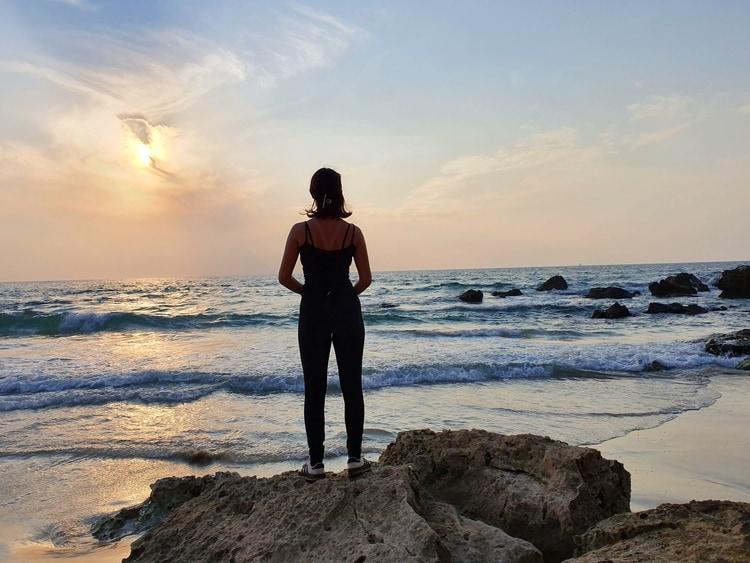 חוף גדור - שקיעה - כנרת מטיילת - טיול קצר לשבת - טיול משפחות - בלוג הטיולים של כנרת צור