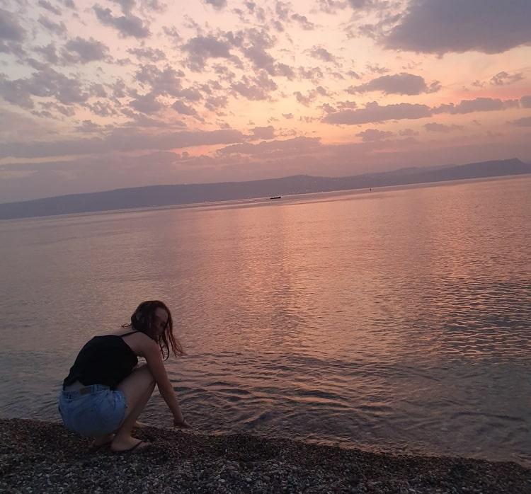 קמפינג בכינרת - חוף כורסי - חוף לבנון - חוף חלוקים - כנרת מטיילת