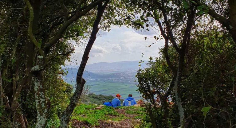 תצפית הר עצמון - יודפת - משגב - גליל תחתון - כנרת מטיילת - בלוג הטיולים של כנרת צור