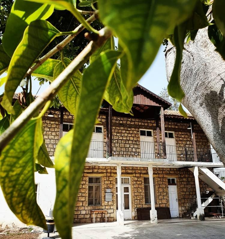 מוזיאון חצר ראשונים קיבוץ עין שמר - טיול עם ילדים - כנרת מטיילת - אזור מנשה