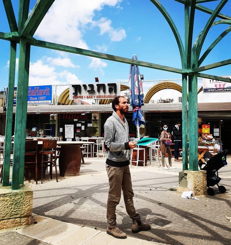 מצפה רמון - כנרת מטיילת - איל אלכסנדר - סיור במצפה רמון