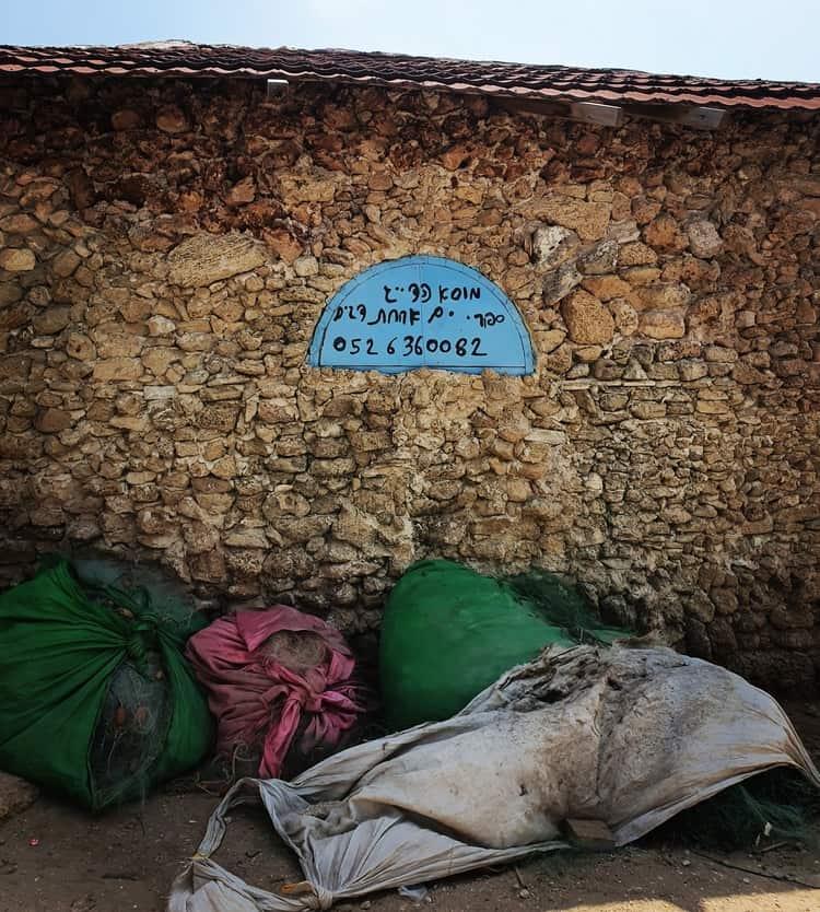 ג'סר א זרקא - כפר הדייגים - טיול בשבת עם ילדים - נמל דייגים- מסעדה על החוף