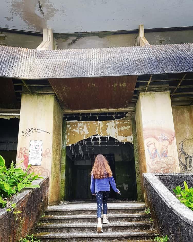 סאו מיגל - טיול באיים האזוריים - המלון הנטוש
