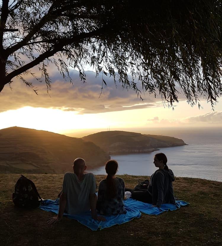 סאו מיגל - האיים האזוריים עם ילדים - Miradouro de senta iri