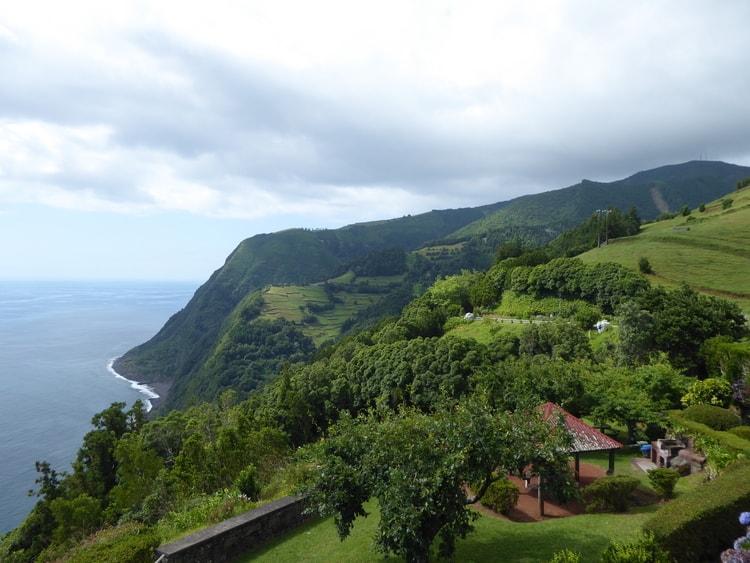 מדריך למטייל באי סאו מיגל - כנרת מטיילת - האיים האזוריים